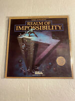 Commodore 64 Realm Of impossibility Computer Game***Tested & Works***