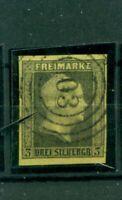 Preußen, Friedrich Wilhelm IV. Nr. 4 gestempelt Nr. 103