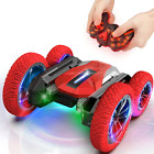 Wsiyen RC Cars Remote Control Car, Toys for 6 7 8 9-14 Year Old Boys Double Side
