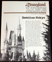 Tokyo Disneyland 1983 Final Preparations Grand Opening Oriental Land Co / Disney