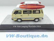 + VOLKSWAGEN VW T3 b Westfalia Clubjoker gelb in 1:43 Premium Classixxs 13079