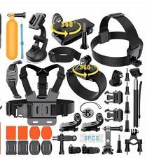 GoPro Hero 8 7 6 5 4 3 2 Sports Camera Accessories Kit