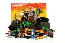 Lego Castle Dragon Knights Set 6076 Dark Dragon's Den 100% complete + insr 1993