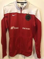 NLA Nike Portland Thorns NWSL Performance Dri-Fit Jacket Womens Size S EUC