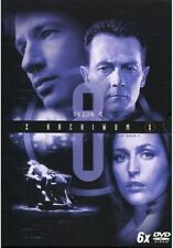 Z ARCHIWUM X (THE X-FILES) - SEZON 8 - BOX [6 DVD]