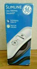 GE Slimline Corded Phone With Caller ID Model 29267GE3 NEW