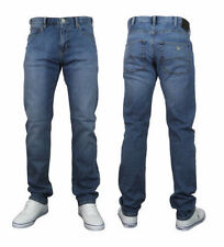 Cotton Long ARMANI Rise 34L Jeans for Men