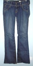 Hudson Blue Jeans womens size 26 Signature Boot Cut Low Rise Form Fitting