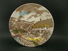 China Replacement Grindley QUIET DAY TEA BREAD PLATE Vintage English Dinnerware