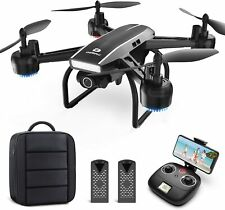 DEERC D50 FPV RC Drohne mit 2K HD Kamera ferngesteuerte Quadrocopter 2 Akkus