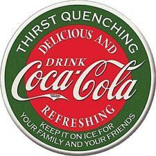 Targhe e insegne Coca-Cola da collezione