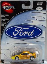 Hot Wheels Perferred Mercury Cougar Gold Ford Series W/RR MOMC