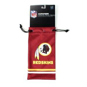 Washington Redskins NFL Microfiber Glasses Bag