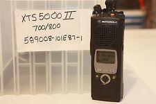 Motorola XTS5000 II  764-870MHz Astro XTS 5000  with tags