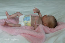 "MiNi ""StEpHiE"" DoLL KiT By MaRiTa WiNtErS WiTh DoLL BoDy ~ REBORN DOLL SUPPLIES"