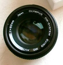 1 Each Olympus G.Zuiko AUTO-S 50mm f/1.8 for OM-1, OM-2, OM-4 OMG OM-10