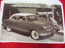 1955 RAMBLER AMC  2 DOOR   BIG 11 X 17  PHOTO   PICTURE