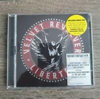 Velvet Revolver - Libertad *CD* *Bonus DVD* *VGC*