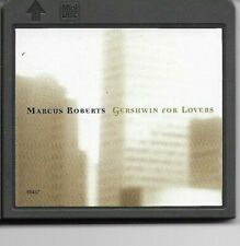 MINIDISC MD MINIDISK MARCUS ROBERTS - GERSHWIN FOR LOVERS ALBUM CM 66437