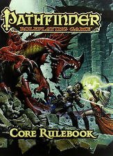 Pathfinder RPG Core Rulebook Hardcover PZO1110 New 3.5 ed Paizo 2009 Roleplaying
