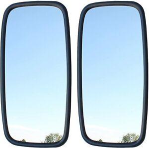 2x Hauptspiegel E6 MITSUBISHI FUSO CANTER 2005> links / rechts montieren 36x18cm