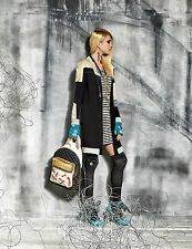 Knielange Damenjacken & -mäntel aus Baumwolle in Langgröße