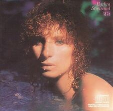 Wet by Barbra Streisand (CD, Oct-1990, Columbia (USA))