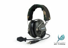 Z-Tactical Sordin Headset with Noise Reduction for Radio - OD ZTAC Z111