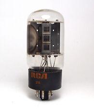 Unbekannte Endstufen-Röhre von RCA, Format wie 6AV5 GA
