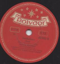 Gerhard Wendland singt Fats Domino 1953 : Jambalaya
