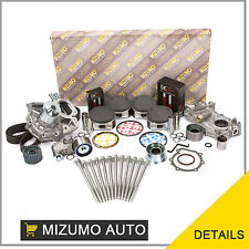 Fit 04-06 Subaru TURBO DOHC EJ255 EJ257 Master Overhaul Engine Rebuild Kit