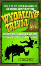 Wyoming Trivia, Brian Day, 1931832811, Book, Good