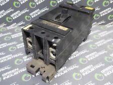 Used Square D Ka26125Ab 125 Amp Thermal Magnetic Circuit Breaker 2 Pole 600Vac