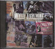 Various Artists - White Lightning (CD Album)