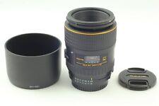 [Top Mint! w/Hood] Tokina AT-X PRO MACRO 100mm f/2.8 D for Nikon Af-d BH-551