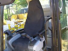 EXCAVATOR SEAT COVER SUPER HIGH BACK
