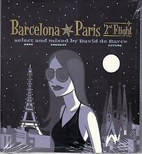 Barcelone-Paris 2nd Flight Selected and Mixed by David De neparticipent (CD)