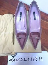 SERGIO ROSSI Decollete' Scarpe-Decollete' Woman Shoes 100% Leather Made In Italy