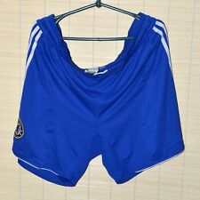 CHELSEA 2006/2008 HOME FOOTBALL SHORTS JERSEY ADIDAS SIZE L ADULT