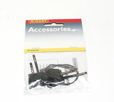 Hornby R8201 2x Connecting Clip & 2x Link Wire