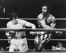 SYLVESTER STALLONE BOXING CARL WEATHERS ROCKY PHOTO