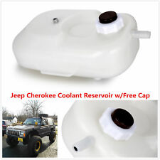Jeep Cherokee Reservoir Coolant Overflow Bottle Tank for 1984-1990 Jeep Cherokee