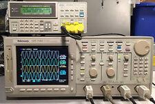 Tektronix TDS754D Upgraded to TDS784D Oscilloscope 1GHz 4GSa/s 13 1F 2M 2F 2C