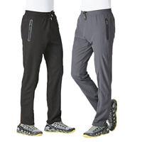 Men's Outdoor Waterproof Hiking Pants Camping Climbing Combat Tactical Trousers