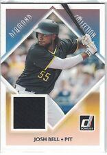 2018 Donruss Diamond Collection Jersey Swatch Josh Bell Pittsburgh Pirates