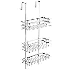 3 Tier Stainless Steel 304 Hanging Shower Bathroom Caddy Shelves Storage Shelf