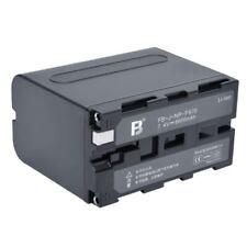 6600mAh Li-ion Battery for SONY F970 NP-F960 F930 F950 F330 F550 F570 F750 F770