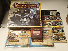 Pathfinder ACG: SKULL & SHACKLES Core Set, Decks 2-6, Character, Playmats & MORE