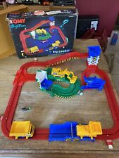 Vintage 90's Tomy Big Fun Big Loader Boxed Classic Toy Retro -Complete & Working