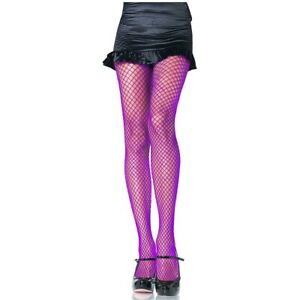 Fishnet Tights Adult Womens Industrial Net Spandex Pantyhose